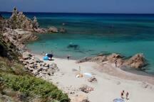 spiaggia di rena majore