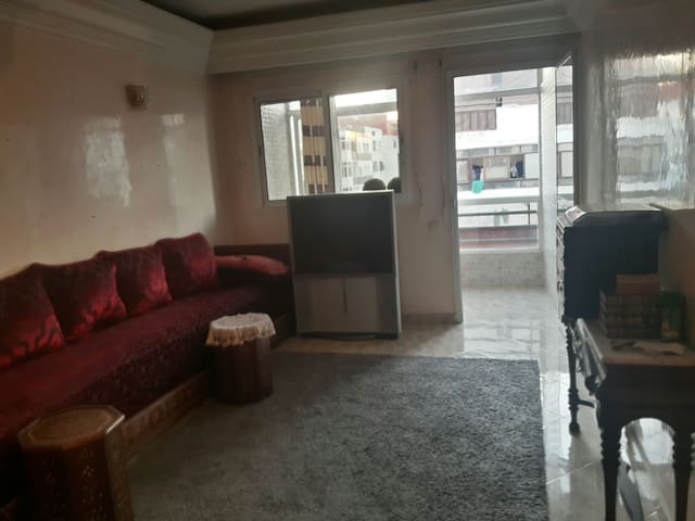 Wonderful apartment in the center of Rabat