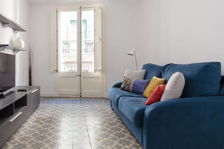 NEW Lux flat next to Les Rambles, Gothic Barcelona - Apartment