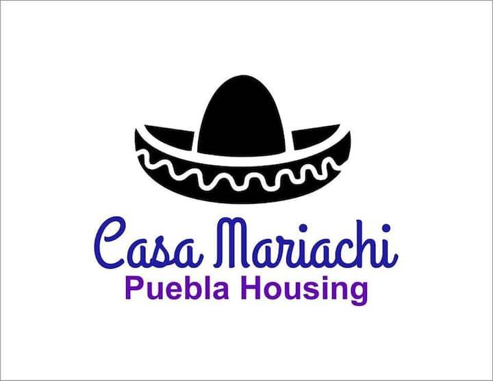 Casa Mariachi Puebla Housing