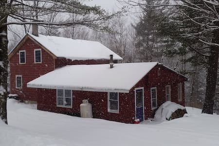 Cozy Cabin in the Big Woods - Montgomery - Daire