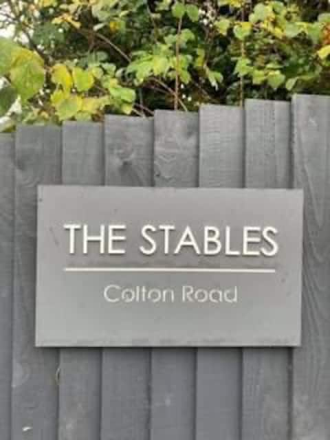 The Stables unique space is a cosy getaway for 2.