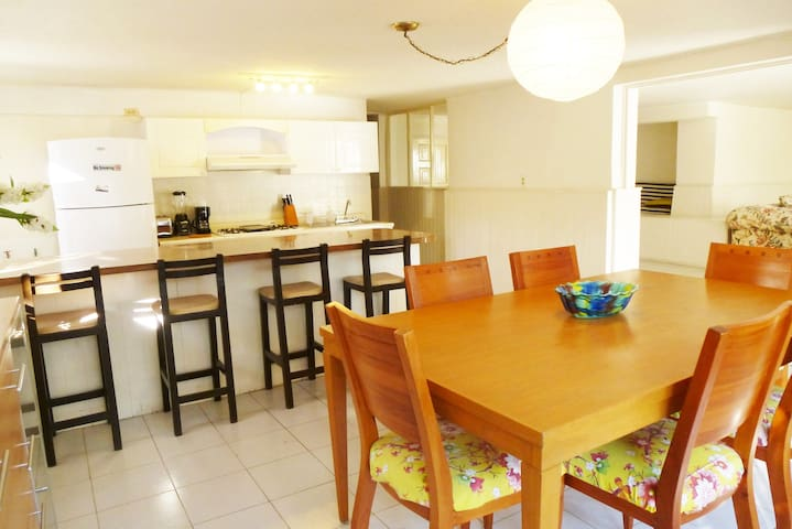 Charming 2 bedroom apartment with terrace! - Mexico City - Leilighet