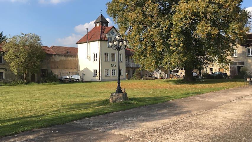 Kloster Freistroff
