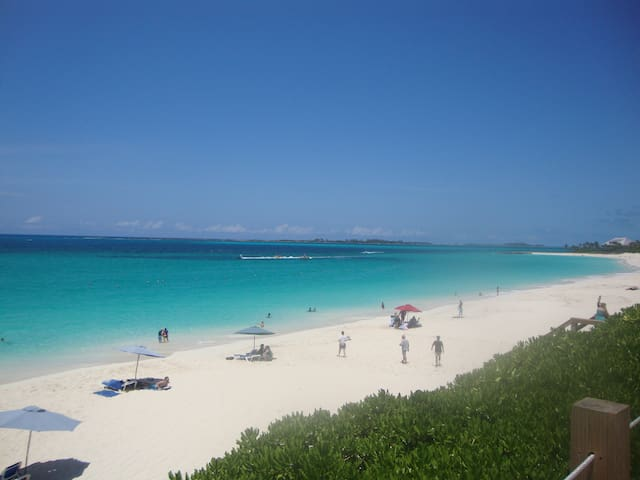 Paradise Island Time Share on Cabbage Beach