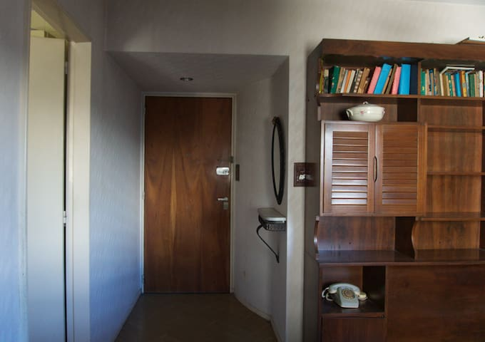 Sunny Colegiales Whole Apartment for 3 people - Buenos Aires