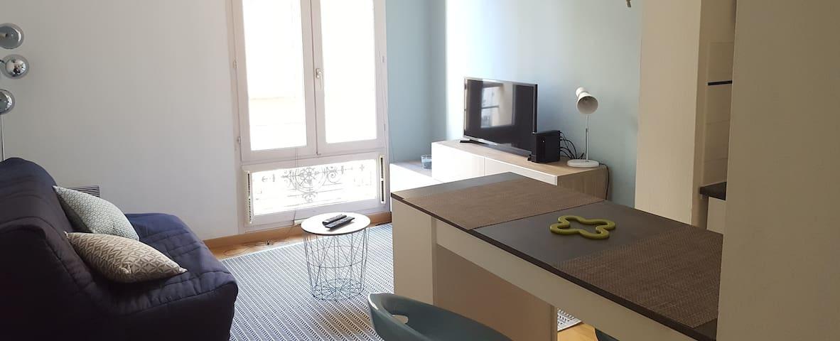 Studio 21m2 plein centre historique - Nîmes - Apartment