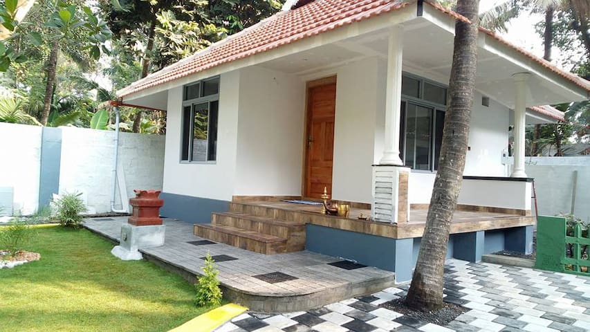 Thayyil Farm Villa - Nandus Cottage