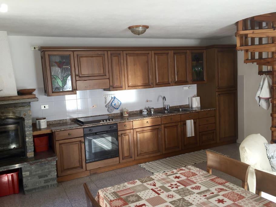 La Casa_cucina