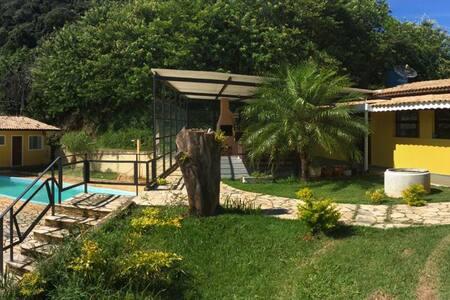 Ampla Casa de Campo na Serra da Mantiqueira