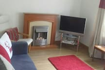 Entire Flat within easy reach Edinburgh &the Coast