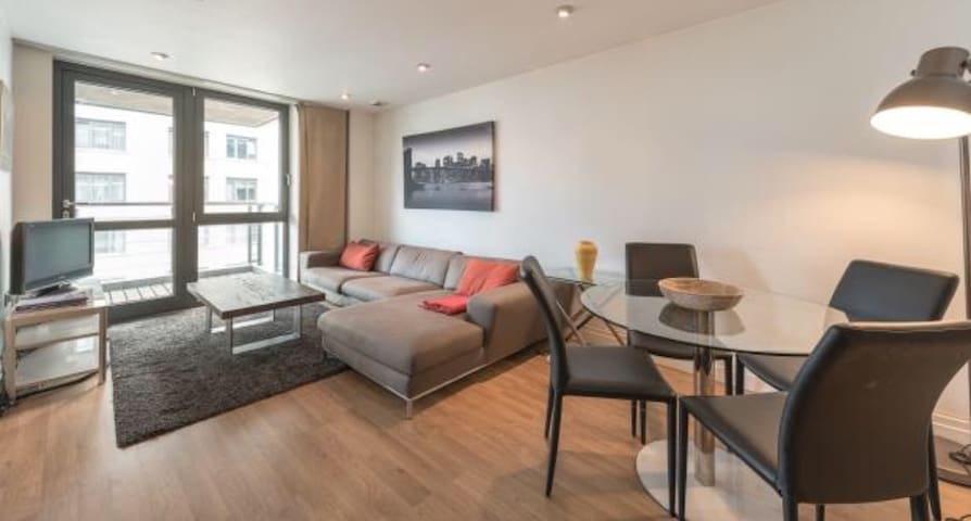 Modern 2 Bed Appartment in Central London