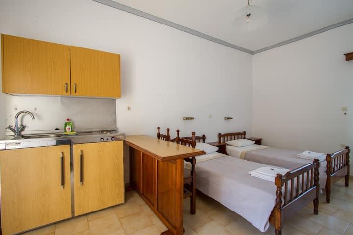Irene Hotel Leros - Studio Sea View