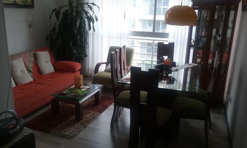 ACOGEDOR Y TRANQUILO - Bogotá - Flat