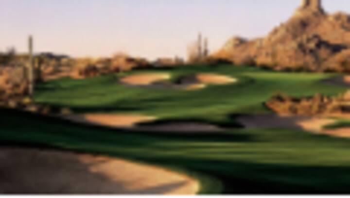 Four Seasons Resort at Troon North in Scottsdale.