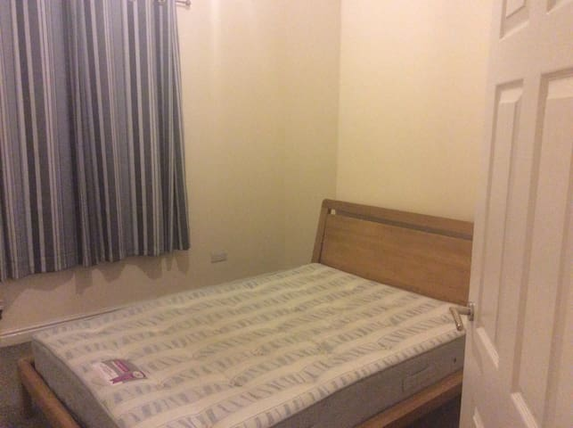 Use of full, private house with one double bed
