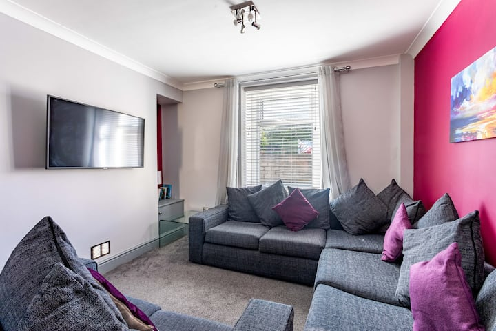 House to let on short or long term basis
