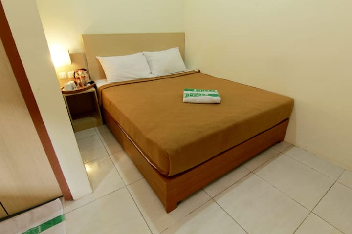 Masrilink  guest houseis affordable place to stay.