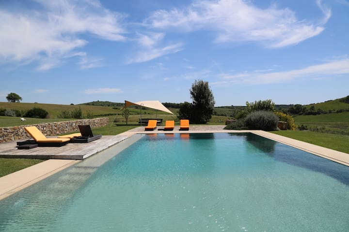 Villa Sara: luxory villa with private pools - Capalbio - Villa