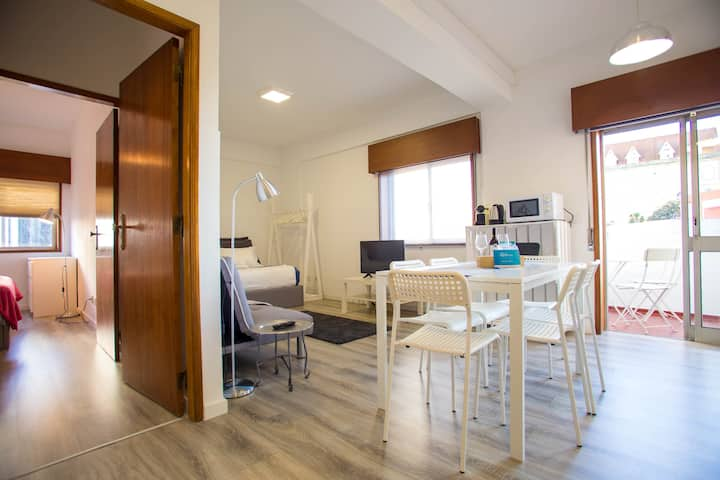 Apartamentos Porto Caseiro II by Porto City Hosts