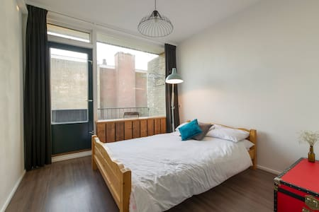 Double Room- Free parking - Groningen - Apartamento