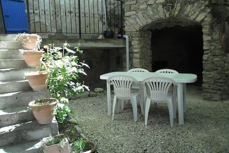 Charmante petite maison provençale - dieulefit - Huis