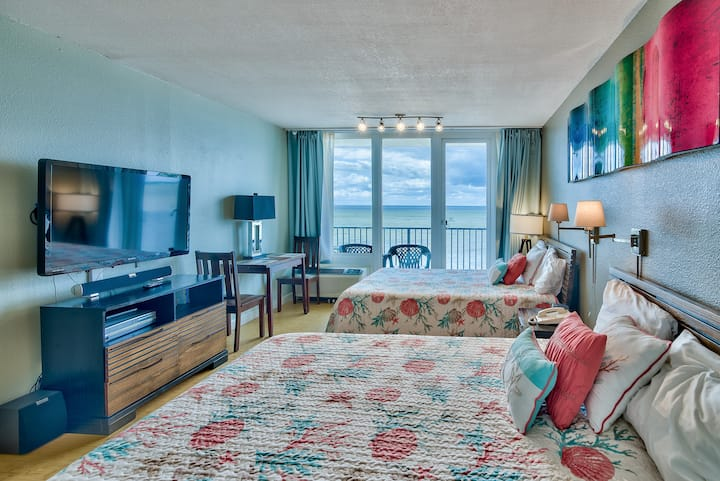 Sandestin Resort Studio, Spectacular Bay Views