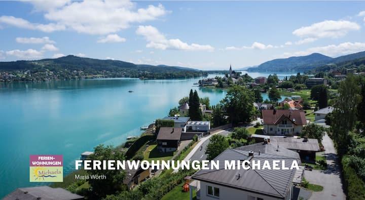 Ferienwohnung Michaela + eigner Badeplatz