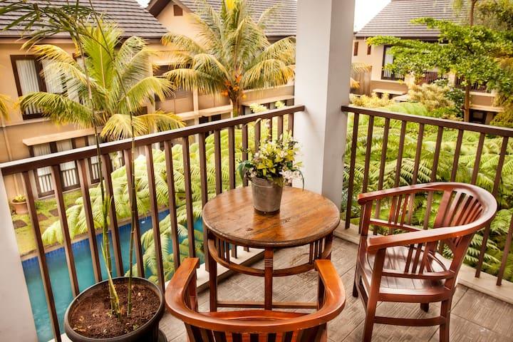 Executive Villa 2 Bedrooms for 4 paxs-RoomOnly - Sukasari - Villa