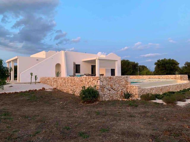 Superbe maison de campagne avec piscine