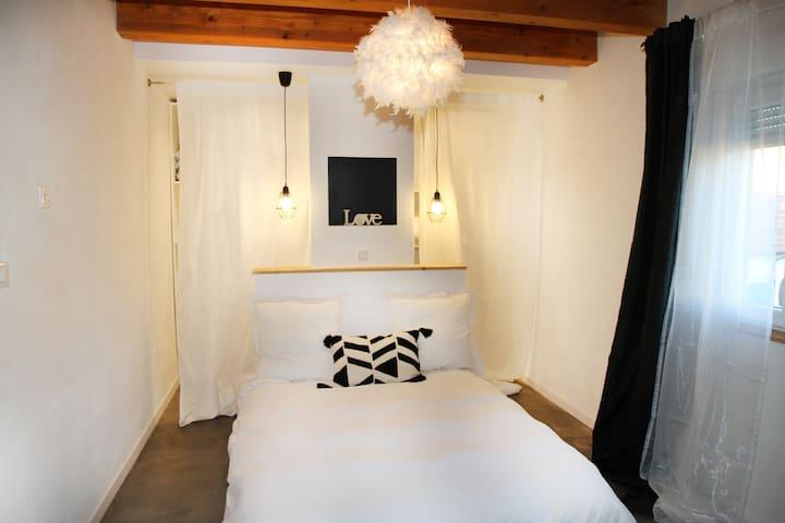Spacieux appartement à la campagne - Wilwisheim - Apartmen