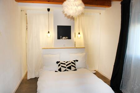 Spacieux appartement à la campagne - Wilwisheim - Apartament