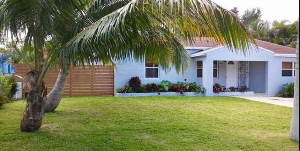 Miami Tropical Home for 2 people - South Miami - House