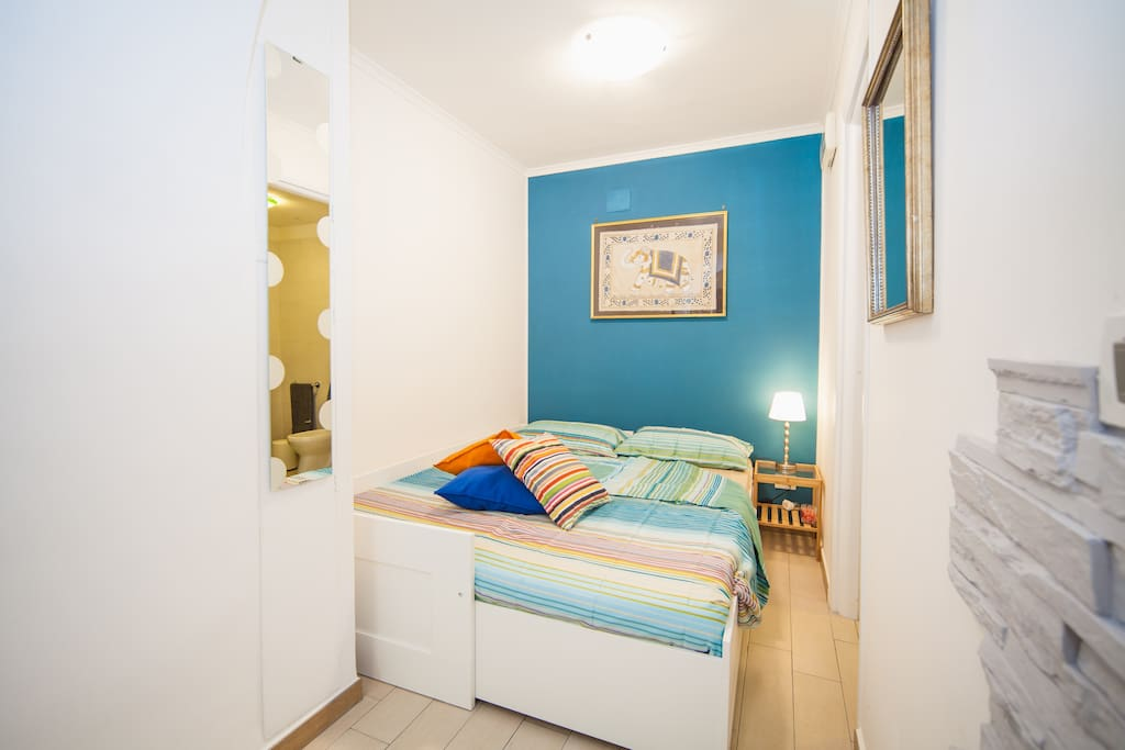 Lovely apartment in a big villa bed breakfast in for Airbnb napoli
