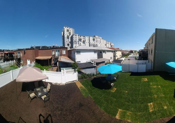 My backyard....steps from the beach....YOUR EVENT!