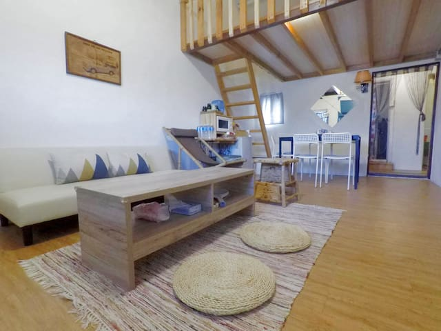 Kenting MANI Eight-person cottage