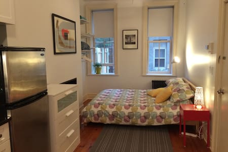 Cozy Studio Minutes to NY in Historic Neighborhood - Jersey City - Apartment