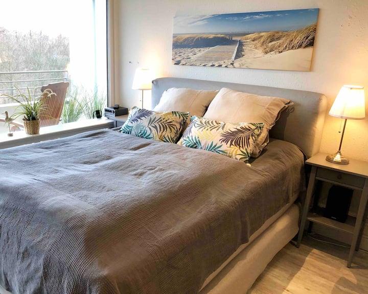 """FeWo/Appartement """"Maritima"""" mit Balkon und WLAN"""