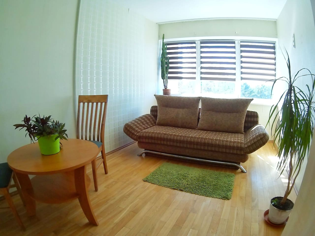 14 m2 room for 2 people