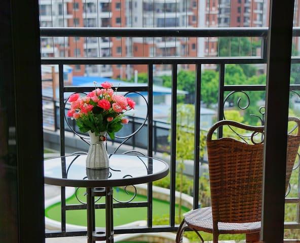 梅州万象精致酒店公寓