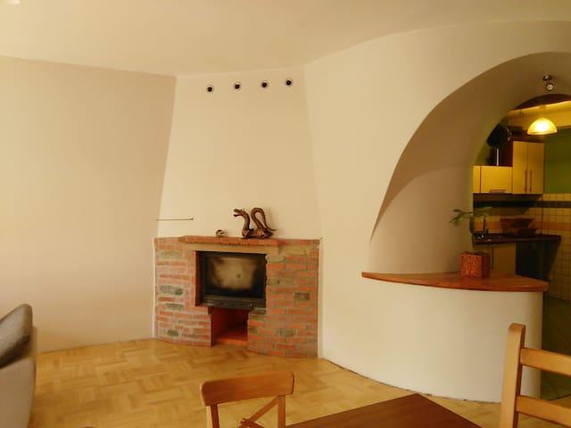 Apartament dla 2-4 osób, Srebrna Gòra