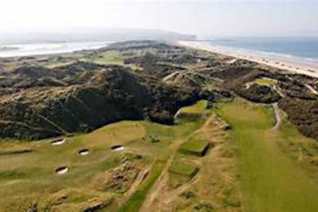 Championship Golf Course - Portstewart Golf Club.