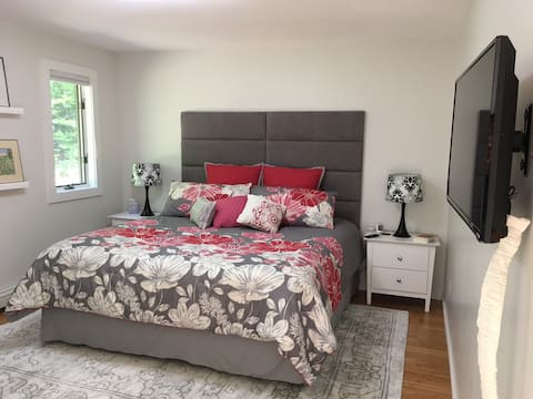 Allergy Free, Clean, Quiet, Contemporary, King Bed