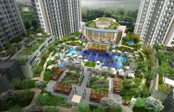 New Kondominium Taman Anggrek Residence ****Star