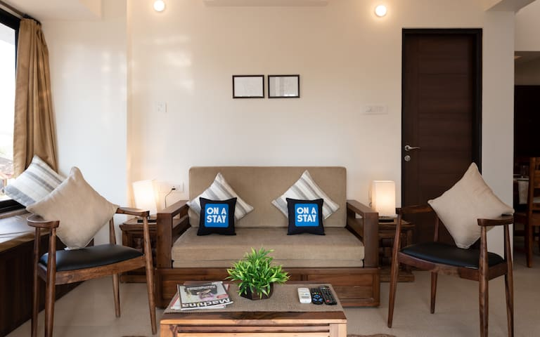 Onastay at Candolim Manolita 1 Bedroom with Terrace