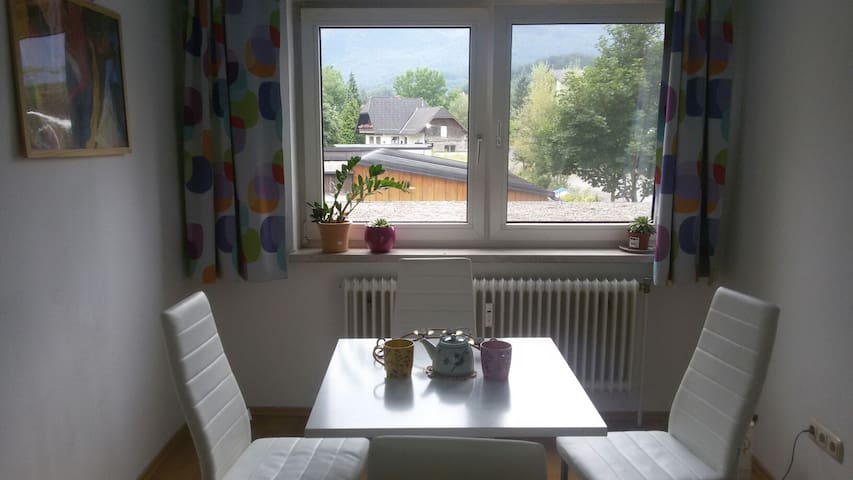 Apartment right on the lake in Altmünster - Altmünster am Traunsee - Daire