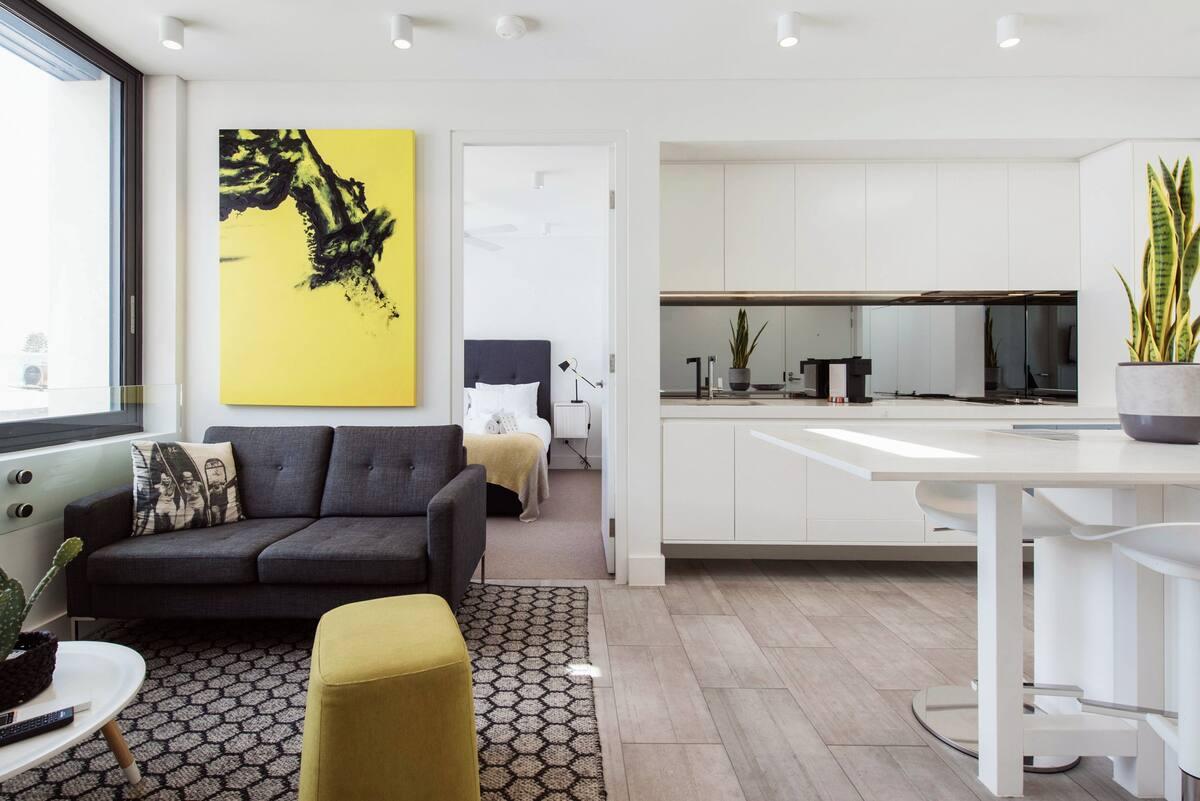 Designer Apartment in the Heart of Bondi Beach