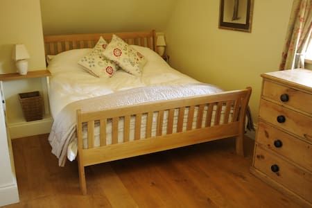 Luxury ensuite room in beautuful country cottage. - Ludlow