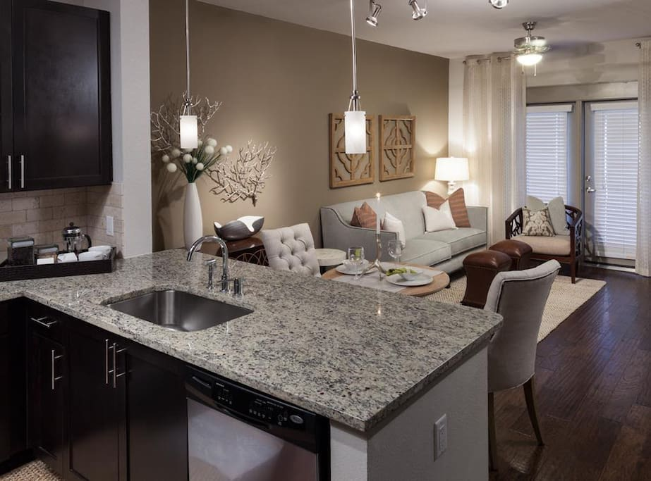 amazing 1 bedroom in medical center apartments for rent in houston