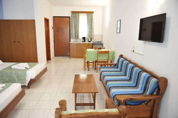 Maritime  Hotel Apartments ( studio 3pax)